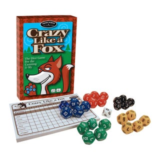 Front Porch Classics 'Crazy Like a Fox' Game