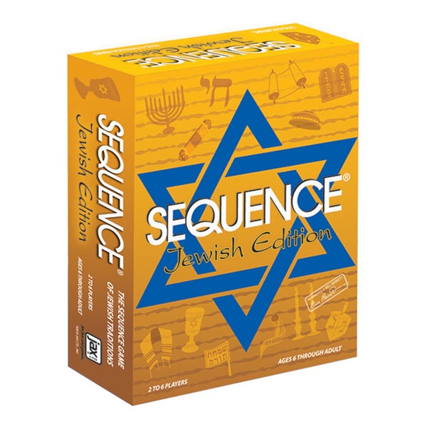 Sequence Game - Jewish Edition