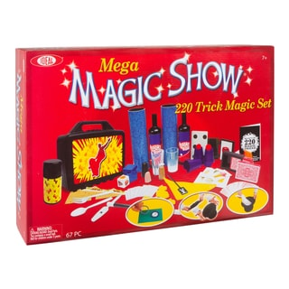 Mega 220 Trick Magic Show Set