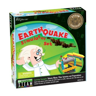 Steam Learning System Science: Earthquake Simulator Set