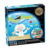 STEAM Learning System - Engineering: Sink or Float Super Challenge