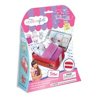 My Studio Girl Make-Your-Own Travel Buddies Activity Kit (Cat)