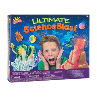 Ultimate Science Blast Science Kit