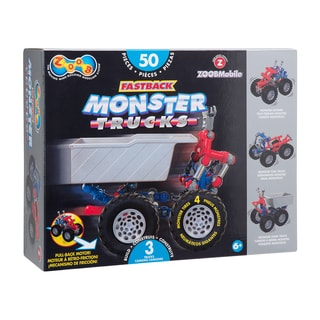 ZOOBMobile Fastback Monster Trucks