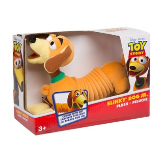 Slinky Dog Jr. Plush Toy