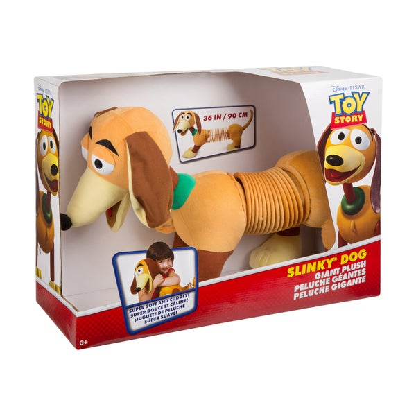 Giant Toy Story Slinky Dog Plush