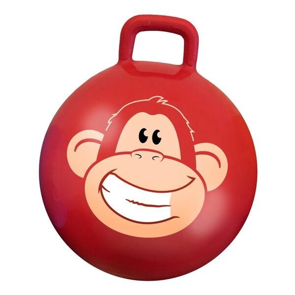 18-inch Mango the Monkey Jungle Hop Hop Bouncer