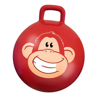 18-inch Mango the Monkey Jungle Hop Hop Bouncer