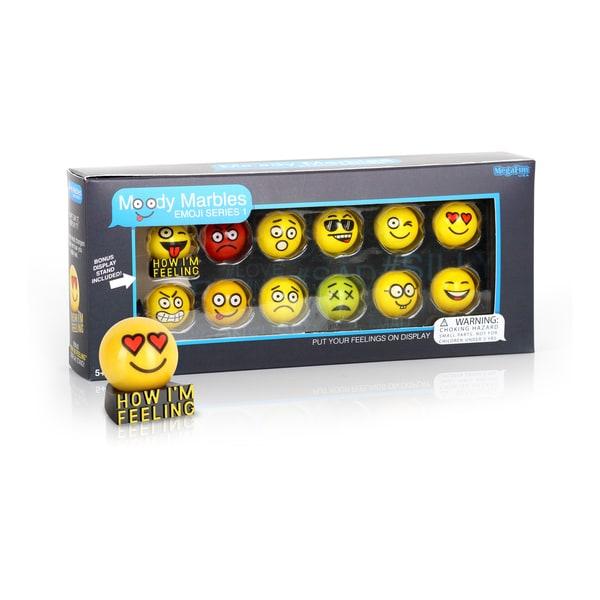 Moody Marbles Emoji Set Series 1