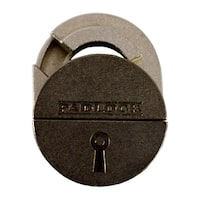 Hanayama Level 5 Cast Padlock Puzzle