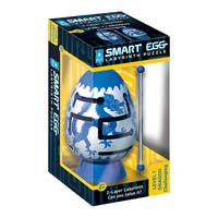 Smart Egg 2-Layer Labyrinth Puzzle - Blue Dragon: Challenging