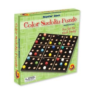 Megafun Games Color Sudoku Puzzle