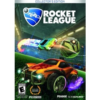 Rocket League Collector's Edition- PC