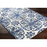 Maison Rouge Santos Hand-tufted Wool Area Rug - 8' x 10'
