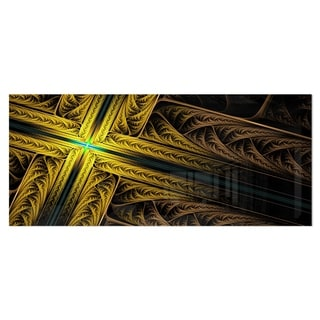 Framed Metal Wall Art jesus 'iron star cross' framed metal wall art - free shipping