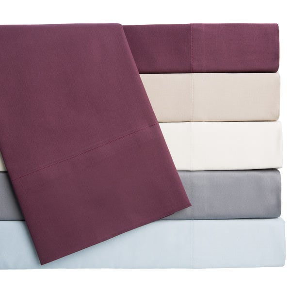 Beautiful Things Home Sateen 500 Thread Count 4-piece Sheet Set