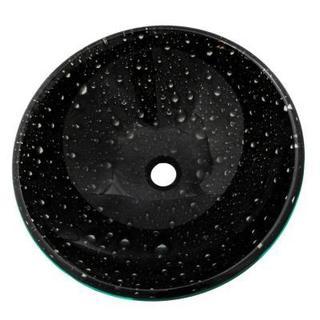 Berkeley Rain Vessel Sink with Pop-up Drain