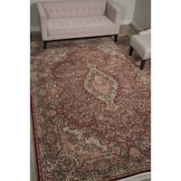 Nourison Persian Palace Terraco Rug