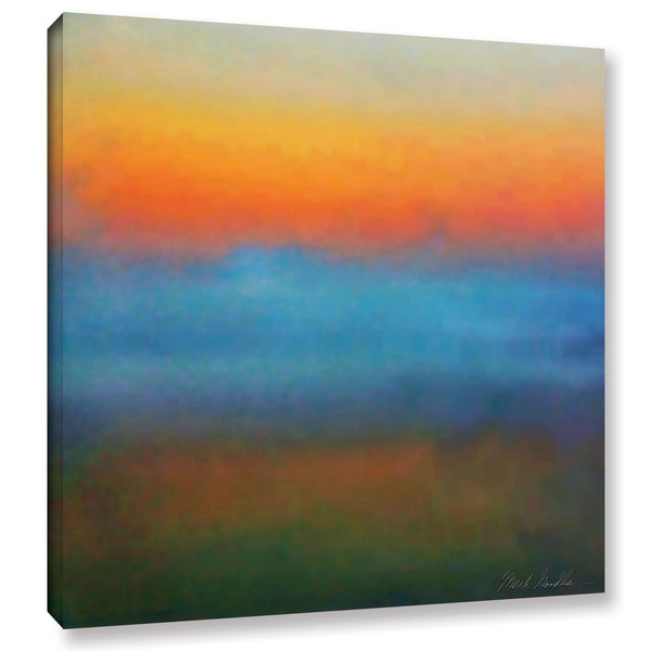 Mark Goodhew's 'In the Mist' Gallery Wrapped Canvas