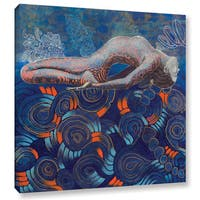 Hector & Agata Surma & Guillen's 'The Sea Whisperer' Gallery Wrapped Canvas