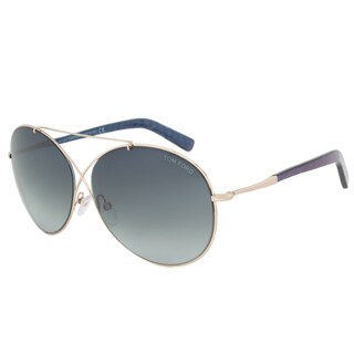 Tom Ford Iva Sunglasses FT0394 28W