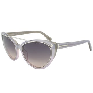 Tom Ford Edita Sunglasses FT0384 80B
