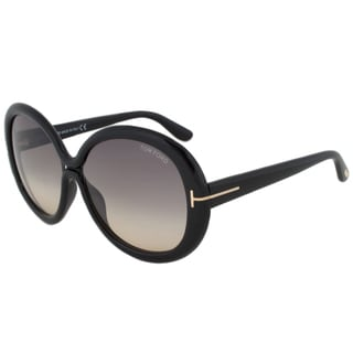 Tom Ford Gisella Sunglasses FT0388 01B