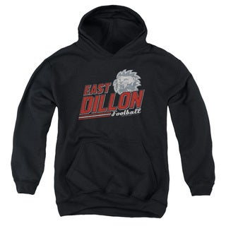 Friday Night Lights/Athletic Lions Youth Pull-Over Hoodie in Black