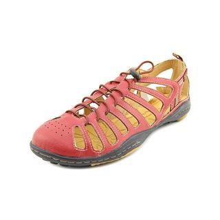 J-41 Women's 'Lagoon-Barefoot ' Synthetic Sandals
