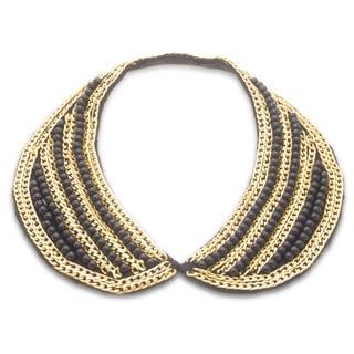 Adoriana Rock Chic Collar Necklace