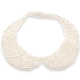 Adoriana Classic Pearl Collar Necklace
