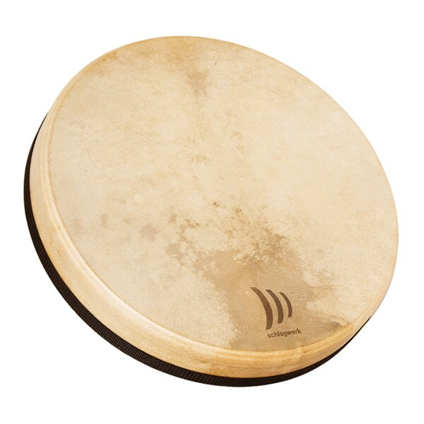 Schlagwerk 50-centimeter Tuneable Frame Drum With Cross Frame