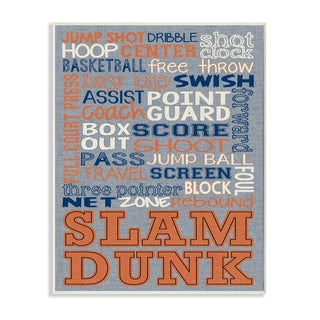 Basketball' Wall Art
