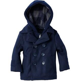 London Fog Boys' Navy Fashion Jacket