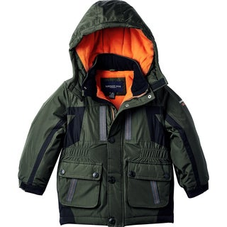 London Fog Toddler Boys' Parka
