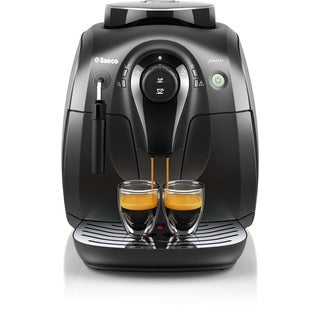 Philips Saeco HD8645/47 Xsmall Vapore Black Espresso Machine