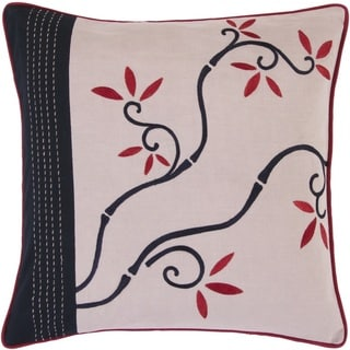 Smithsonian : Decorative Horsham 18-inch Poly or Down Filled Throw Pillow