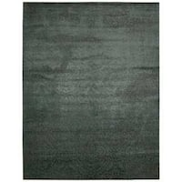 Nourison Nightfall Antique Green Rug - 8'6 x 11'6