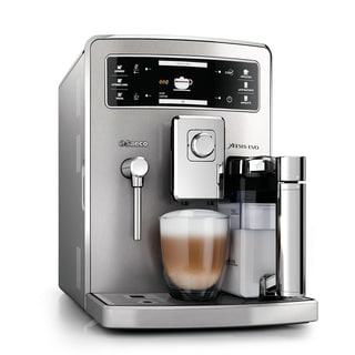 Philips Saeco HD8954/47 Xelsis Evo Stainless Steel Adjustable Brew Strength Automatic Espresso Machine