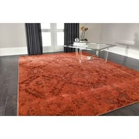 Nourison Nightfall Flame Rug - 7'9 x 9'9