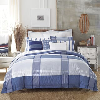 Tommy Hilfiger Lambert's Cove 3-piece Cotton Comforter Set|https://ak1.ostkcdn.com/images/products/11853143/P18754245.jpg?impolicy=medium