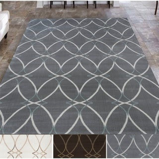 Admire Home Living Plaza Style Area Rug (5'3 x 7'3)