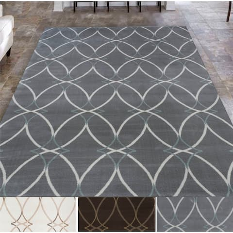 Plaza Style Area Rug By Admire Home Living