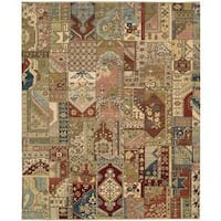 Nourison Legend Multicolor Rug - 7'9 x 9'9