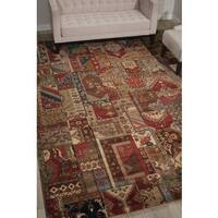 Nourison Legend Multicolor Rug - Multi