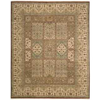 Nourison Legend Multicolor Rug (7'9 x 9'9)