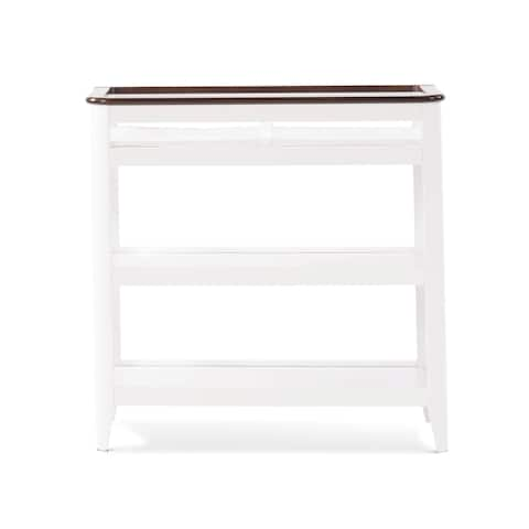 Child Craft Studio Dressing Table-Matte White/Slate
