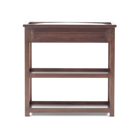 Child Craft Abbott Dressing Table Rich Walnut