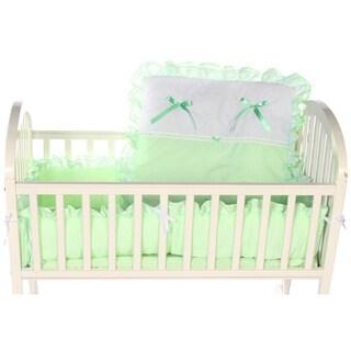 Baby Doll So Regal Cradle Bedding