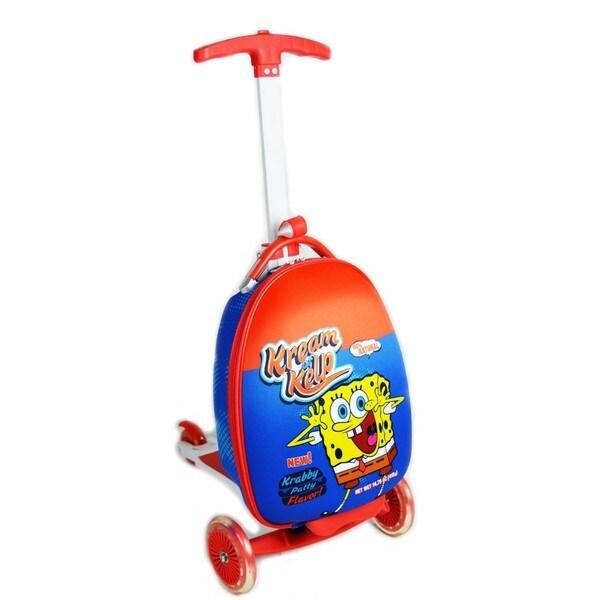 Nickelodeon SpongeBob Krabby Krispies Scootie Kids' Scooter ...